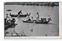 16420  MANCHUKUO FISHING WITH CORMORANT - Cina
