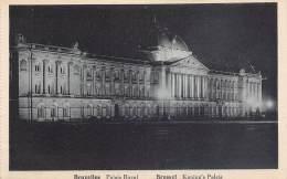 BRUXELLES - Palais Royal - Bruxelles La Nuit