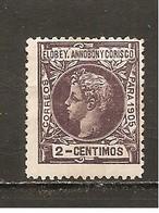 Elobey - Edifil 20 - Yvert 20 (MH/*) - Elobey, Annobon & Corisco