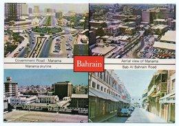 BAHRAIN/BAHREIN - MANAMA VIEWS - 1983 - Bahreïn