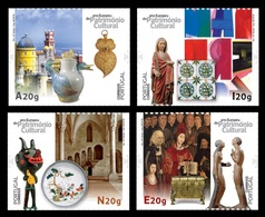 Portugal 2018 Mih. 4385/88 European Year Of Cultural Heritage MNH ** - 1910-... République