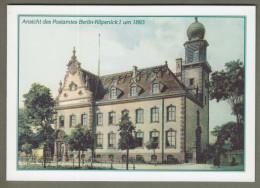 "Bund + Berlin: Minister Card Ministerkarte, Mi-Nr. 1659 SST, "" 100 Jahre Postamt 1 In Berlin - Köpenick ""    X - Covers & Documents"