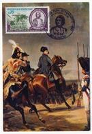 FRANCE - Carte Maximum - Napoléon Bonaparte - Premier Jour Ajaccio 1969 - Cartes-Maximum