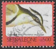 Sierra Leone 2006 Definitive 500l Good/fine Used [37/30943/ND] - Sierra Leone (1961-...)