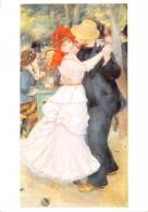 Pierre Auguste Renoir La Danse A Bougival 19(scan Recto-verso) MA1757 - Fine Arts