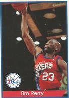 Tim Perry Panini Nº 105 - NBA Year 94-95 Unused - Panini
