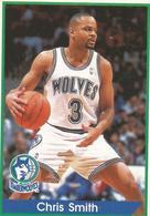 Chris Smith Panini Nº 170 - NBA Year 94-95 Unused - Panini