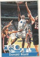 Donald Royal Panini Nº 98 - NBA Year 94-95 Unused - Panini