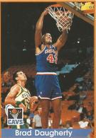 Brad Daugherty Panini Nº 39 - NBA Year 94-95 Unused - Panini