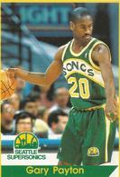 Gary Payton Panini Nº 210 - NBA Year 94-95 Unused - Panini