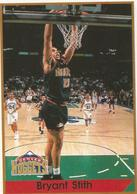 Bryant Stith Panini Nº 130 - NBA Year 94-95 Unused - Panini