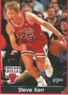 Steve Kerr Panini Nº 30 - NBA Year 94-95 Unused - Edizione Italiana
