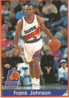 Frank Johnson Panini Nº 177 - NBA Year 94-95 Unused - Panini