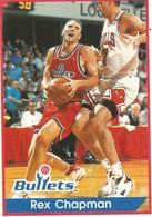 Rex Chapman Panini Nº 109 - NBA Year 94-95 Unused - Panini
