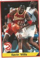 Kevin Willis Panini Nº 12 - NBA Year 94-95 Unused - Panini