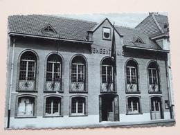 HEUSDEN Gemeentehuis ( Rouckhout-Pauwels ) Anno 1963 ( Zie Foto Details ) !! - Destelbergen