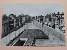 KANAALSTRAAT En STATION ( Rouckhout-Pauwels ) Anno 19?? ( Zie Foto Details ) !! - Zelzate