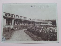 Sanatorium LIZZIE-MARSILY Westmalle - Kinderpaviljoen ( Thill ) Anno 19?? ( Zie Foto Details ) !! - Malle