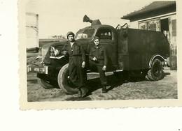 PHOTO CAMION MILITAIRE - FOTO GORLITZ - Krieg, Militär