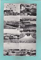 Old Multi View Postcard Of Rhyl, Denbighshire,Wales,V60. - Denbighshire