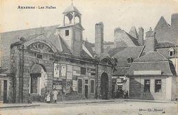 Auxonne - Les Halles - Edition Ch. Monin - Auxonne