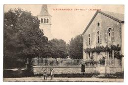 21 COTE D'OR - MEURSANGES La Mairie - Frankreich
