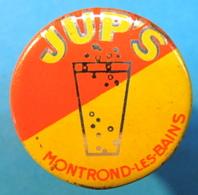 BOUCHON JUP'S MONTROND-LES-BAINS - Soda