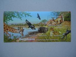 BOTSWANA MINT SHEET  STAMPS  ANIMALS BIRD BIRDS - Birds