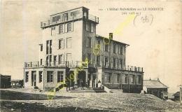 88. Hotel Belvédère Sur LE HOHNECK . - France