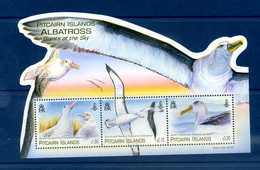 - Etat : **   BF Pitcairn Islands  Albatross Timbres  Oiseaux MI 66    Cl Animaux 338 - Marine Web-footed Birds