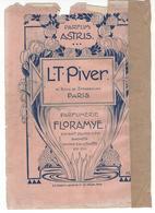 Pub 1906 Parfum L.T.PIVER - ASTRIS - (originale De 1906) - Publicités