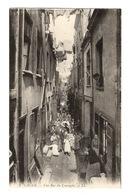 62 PAS DE CALAIS - CALAIS Une Rue Du Couragin - Calais