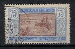 MAURITANIE           N°  YVERT     30  ( 2 )           OBLITERE       ( O   3/21 ) - Oblitérés