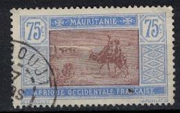 MAURITANIE           N°  YVERT     30  ( 3 )           OBLITERE       ( O   3/21 ) - Oblitérés