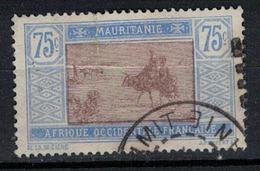 MAURITANIE           N°  YVERT     30  ( 5 )           OBLITERE       ( O   3/21 ) - Oblitérés