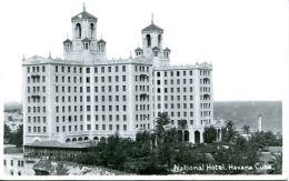 N°1205 A -cpsm National Hotel Havana C Uba - Autres