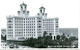 N°1205 A -cpsm National Hotel Havana C Uba - Cartes Postales