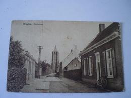 Weelde (Ravels) Kerkstraat // Gelopen 19?? - Ravels