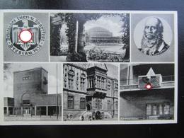 Postkarte Postcard Turn Und Sportfest Breslau 1938 - Bügig - Erhaltung II - Deutschland