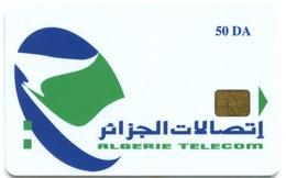 Algerie Telecom - Chip & Scratch (DUMMY) RRRR - Algeria