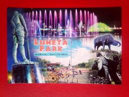Luneta Park (Rizal Park) - Philippines