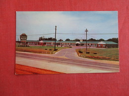 Colonial Motor Lodge  - Missouri > Springfield  Ref 2983 - Springfield – Missouri