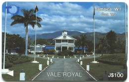 JAM-20A Vale Royal - October '95 20JAMA (Normal Zero) - Jamaica
