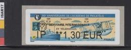 ATM-LISA : BROTHER  L. PRIO INTERNATIONALE 1.30 €  - PAQUEBOT - PARIS 7-10 Juin 2018 - 2010-... Illustrated Franking Labels