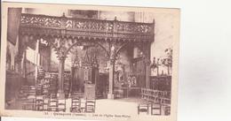 CPA - 25. QUIMPERLE (Finistère) - Jubé De L'église St Michel - Quimperlé