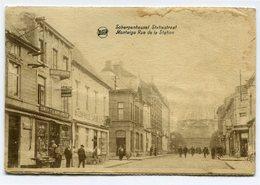 CPA - Carte Postale - Belgique - Scherpenheuvel - Montaigu - Rue De La Station (CP3581) - Scherpenheuvel-Zichem