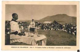 Afrique Du Sud, Basutoland. Lot De 4 Cartes (3378) - Afrique Du Sud