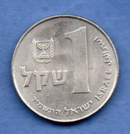 Israel -  1 Sheqel -  Km # 111  - état  SUP - Israel