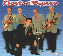 NORTON EXPRESS - Toi L'étranger - CD - Ricky NORTON - GUITAR EXPRESS - Rock