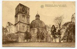 CPA - Carte Postale - Belgique - Scherpenheuvel - Montaigu - Eglise Façade (CP3594) - Scherpenheuvel-Zichem